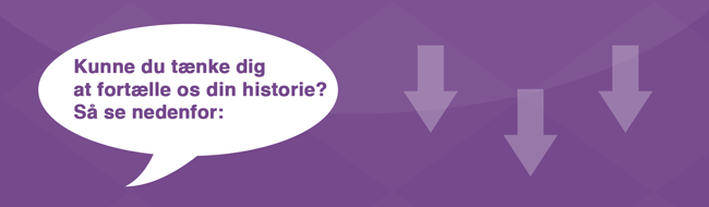 Skriv din angst historie